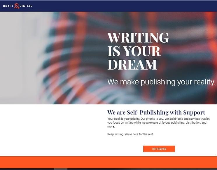 Draft2Digital publishing platforms