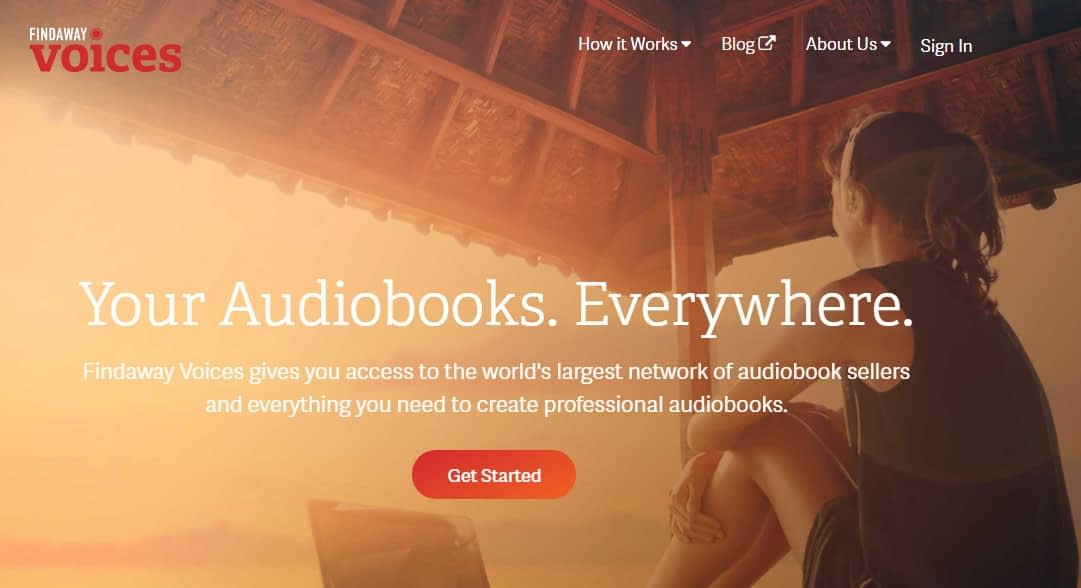 Findaway Voices publishing platforms